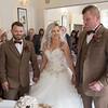 huddersfield wedding photographer - wedding ceremony at durker roods