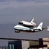 Endeavour 300 ft final flyover
