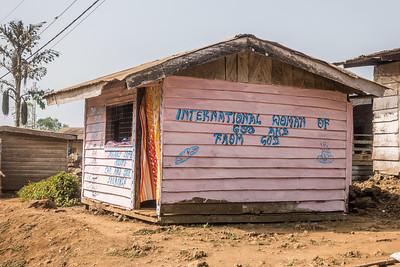 Internatinal Women of God and From God. Nyasoso, Southwest Region, Cameroon Africa