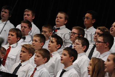 12-12-16 BMS 7th grade Xmas Choir Concert (Class of 2022)-7