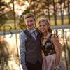 9-23-17 Eden Nygaard and Bella Basinger Freshman Homecoming -27