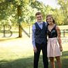 9-23-17 Eden Nygaard and Bella Basinger Freshman Homecoming -2