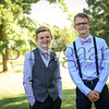 9-23-17 Eden Nygaard and Eli Lemley (9th grade) cousins-1