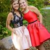 9-23-17 Bella Basinger and Lauren (Skippy) Rhodes - BHS Freshman Homecoming 03