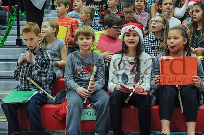 12-11-17 Bluffton Elementary Christmas Concert-27