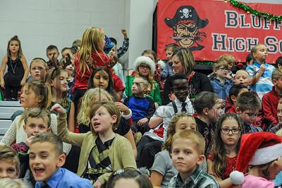 12-11-17 Bluffton Elementary Christmas Concert-22