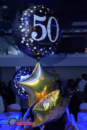 Eric B 50th Birthday Diner