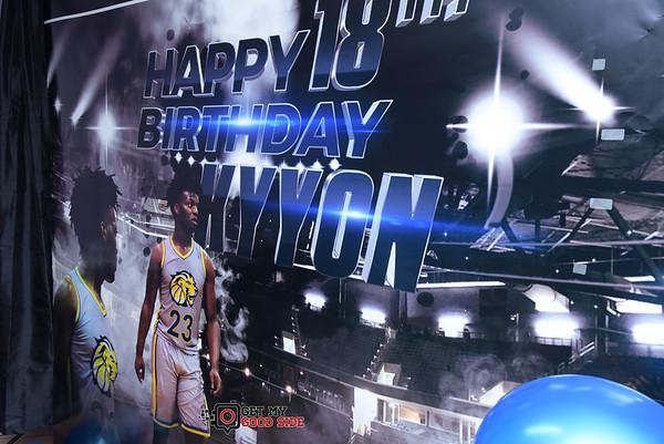 KYYONS 18th Birthday