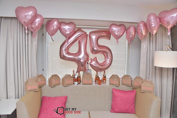 Sakinah 45th BIrthday Celebration