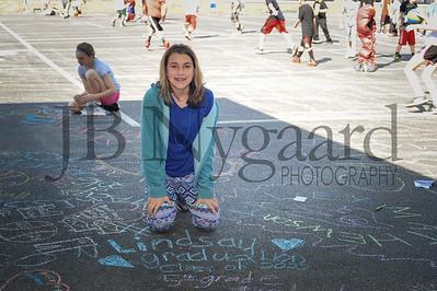 5-24-16 5th grade sidewalk chalk (Class of '23 - Erik's class)-31