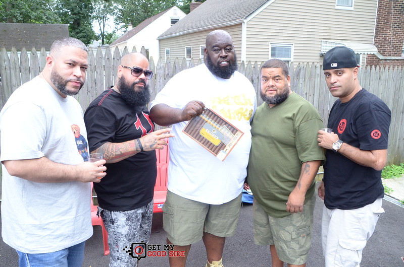 Mikkons Annual Cookout