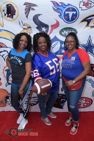 NFL Season Opener Party