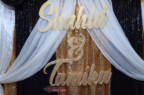 Shahid & Tamika