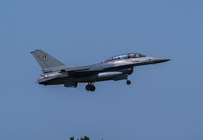 Belgain Air Force: FB-22