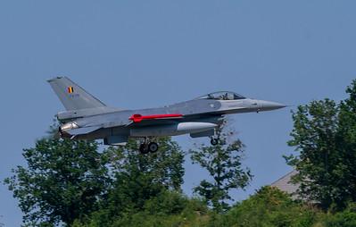 Belgain Air Force: FA-70