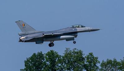 Belgain Air Force: FA-91