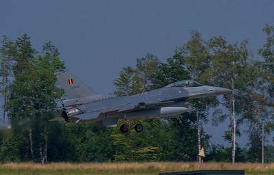 Belgain Air Force: FA-132