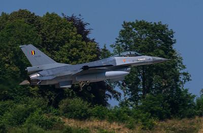 Belgain Air Force: FA-135