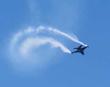Belgain Air Force: FA-101 (Dark Falcon)