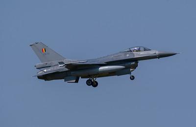 Belgain Air Force: FA-72
