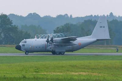 Belgain Air Force C-130 CH-12