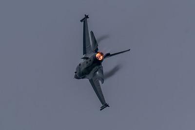 Belgain Air Force: F-16 Solo Display Team (Dark Vador)