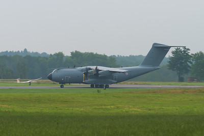 Luxembourg Armed Forces A400M CT-01