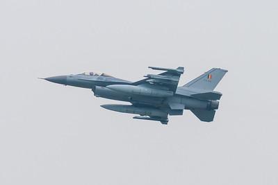 Belgain Air Force F-16 FA-114