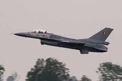 Belgain Air Force F-16 FA-135