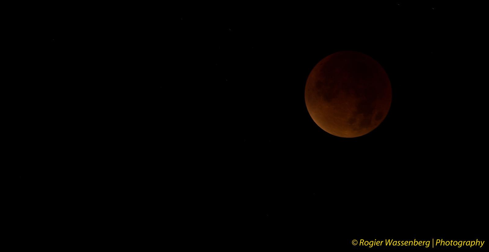 Eclipse on its maximum