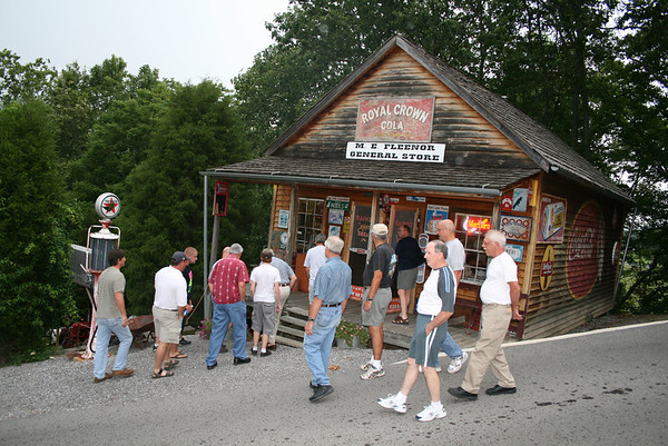 Special sites to see in and around Rogersville