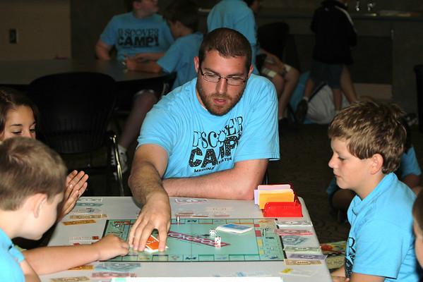 06-2-11 Discover Summer Camp (Akron Aeros Baseball Game)