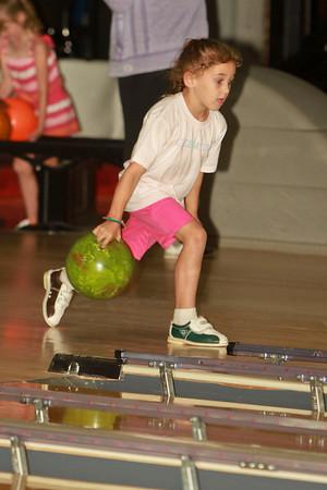 07-20-12 Dicover Camp Bowling at Medina Lanes