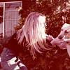 1977 Ellen: With my first dog