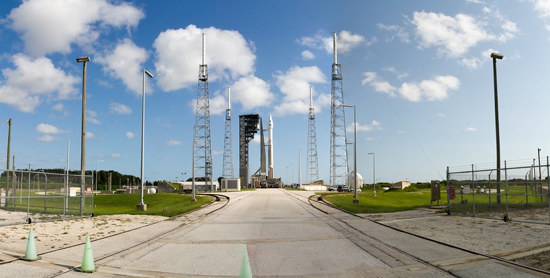 OSiris_Rex on Launch Pad 41