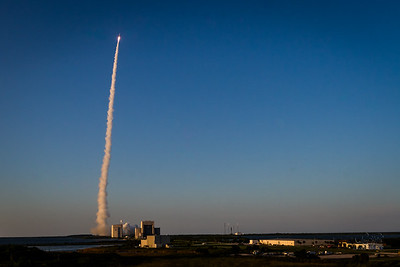 AtlasV OSIRIS-REx Launch from Pad 41