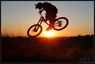 And the Bike Jumped Over the Sun