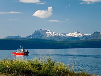 Narvik area