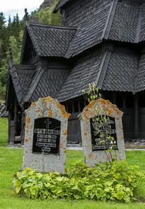 """Borgund stavkirke - """"Still leben"""""""