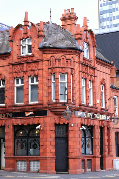 Scenes from around the city of Birmingham, England.