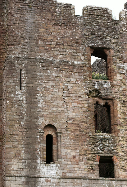 Ludlow Castle, founded in the 11th Century