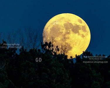 Pre-Super Moon