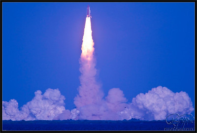 Discovery Shuttle Final Launch