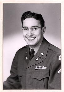 Cecil Ralph in Army Uniform