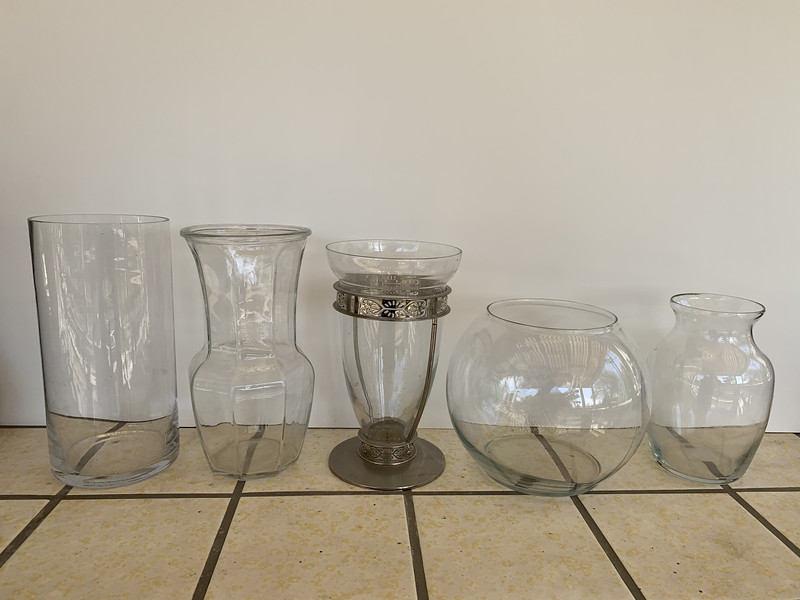 middle one (glass and metal) is no longer available.