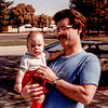 The actual birthday RON and his dad. A while back.