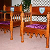ThRONes for the Prince and Princess in the Principality of the Mists.