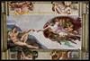 Sistine Chapel -- the Creation of Adam