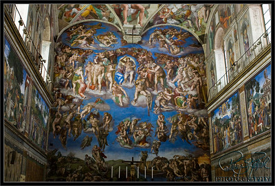 Sistine Chapel - The Last Judgment