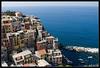 Cinque Terre, Italy - Manarola